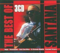 Cover Santana - The Best Of Santana [3CD]
